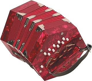 20 button anglo concertina