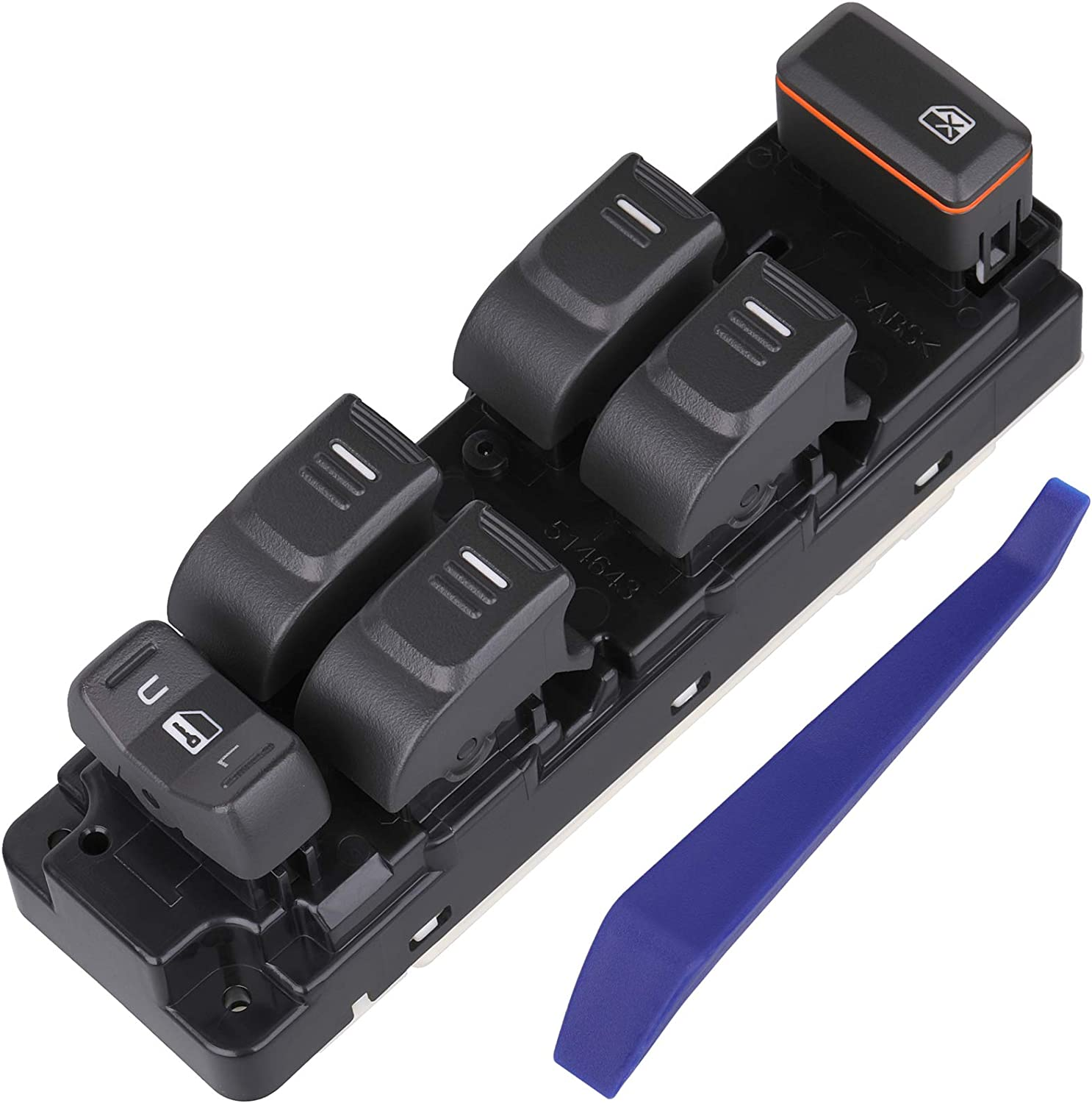 Master Power Window Switch Front Left Driver Side Compatible wit