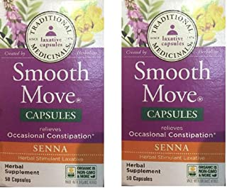 Best traditional medicinals smooth move capsules Reviews