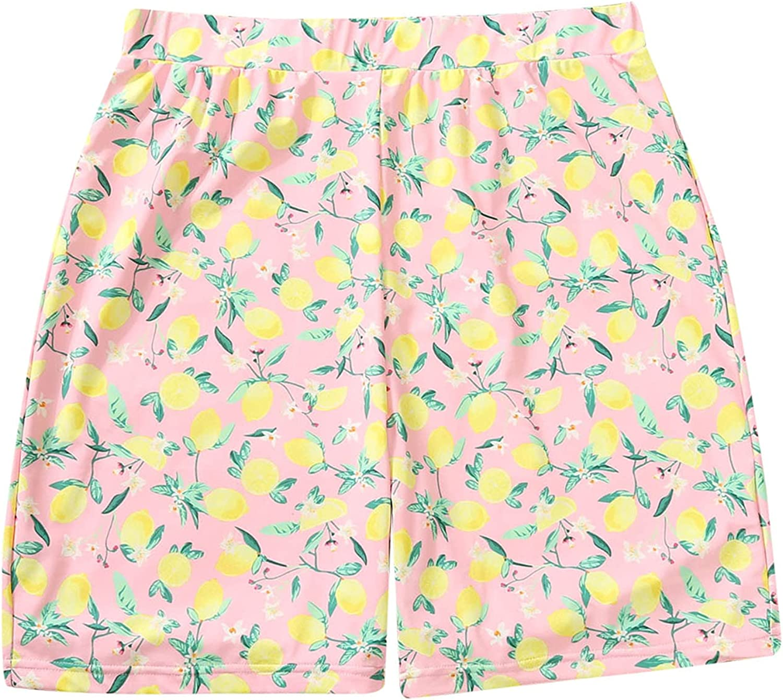 YANH 2021 Fashion Summer Beautiful Print Slimming Swimsuit Beach Shorts Men's New Pants Casual Shorts Loose-Fit Shorts