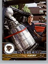 2017-18 Upper Deck Day with The Cup #DC2 Marc-Andre Fleury NM-MT Penguins