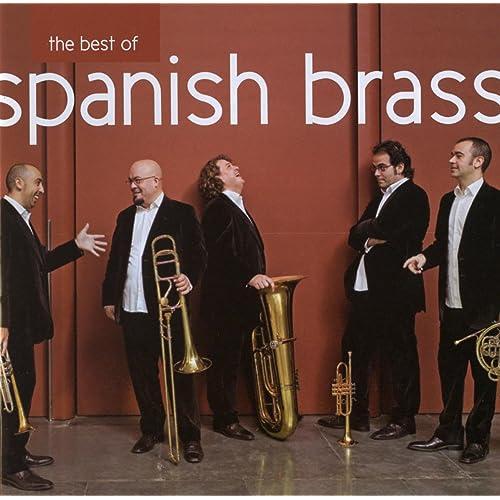 Amazon.com: Spanish Brass: The Best Of The Spanish Brass ...