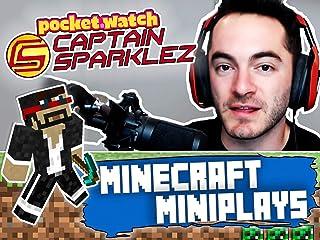 CaptainSparklez Minecraft Miniplays