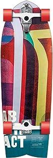 Flying Wheels Abstract 32 Surfskate Series Rojo...