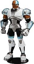 McFarlane Toys DC Multiverse Cyborg: Teen Titans Action Figure, Multicolor (15508-2)