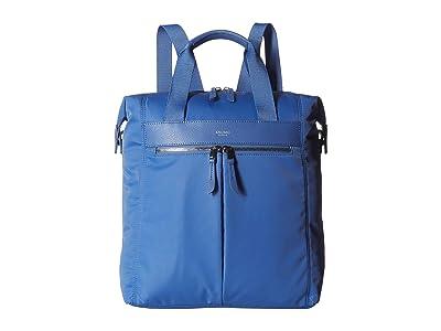 KNOMO London 13 Mini Chiltern Totepack (Cornflower Blue) Bags