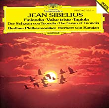 Sibelius: Finlandia; Valse Triste; Tapiola; The Swan Of Tuonela