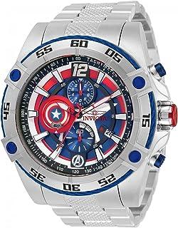 Invicta Marvel Captain America Chronograph Quartz Men's Watch 32501