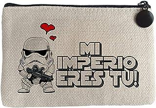 Monedero Star Wars mi imperio eres tu regalo amor friki ...