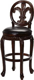 Best fleur de lis living bar stools Reviews