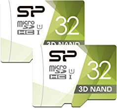 Silicon Power Class 10 Micro SDHC Flash Memory Card with...