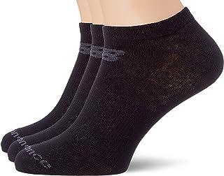 New Balance, Cotton No Show Socks Unisex Adulto