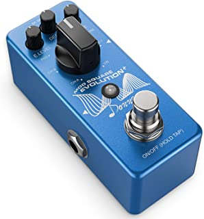 Donner MOD Square Evolution+ Guitar Effects Pedal Buffer...