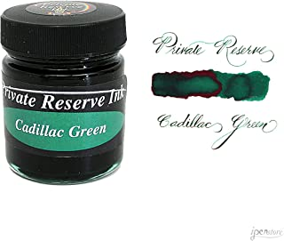 cadillac green ink
