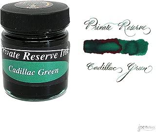cadillac green ink