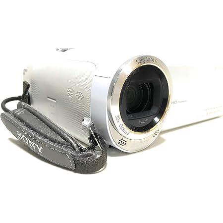 ソニー デジタルHDビデオカメラレコーダー「HDR-CX390」(プレミアムホワイト) HDR-CX390-W