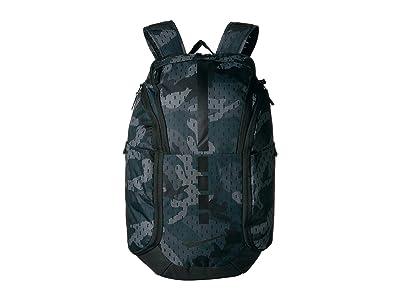 Nike Hoops Elite Pro Backpack (Deep Jungle/Mineral Spruce/Black) Backpack Bags