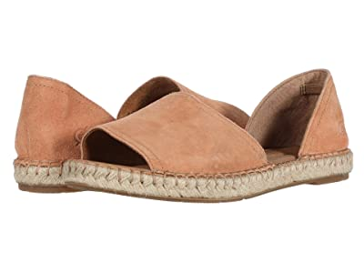 Born Seak (Light Orange (Sand) Suede) Women