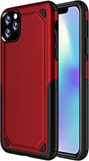 iPhone11 Pro Case Compatible with Apple iPhone 11 Pro Phone Cover [Under Armour] 11pro Cases Ultra Thin Slim Coque Protective Bumper for iPhone11pro 5.8 inch 2019 Red