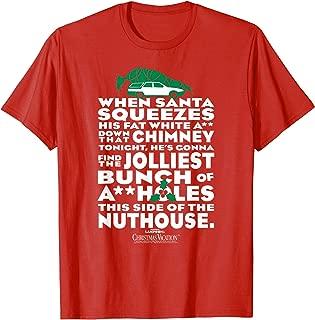 Christmas Vacation Jolliest Bunch T Shirt T-Shirt