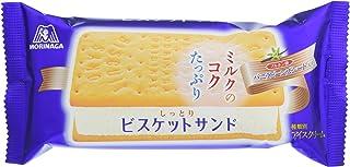 [冷凍] 森永製菓 ビスケットサンド 119ml