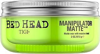 TIGI Bed Head Manipulator Matte Wax Gel for Unisex 2 Ounce (Pack of 2)