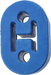 Universelle blaue 2 Loch Auspuff Gummi Halterung, Aufhänger, robuste Buchsenstütze.