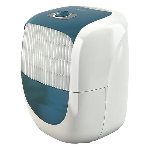 Olimpia Splendid - Aquaria 10- 01298- Déshumidificateur, capacité 10litres/24 h - Blanc et bleu