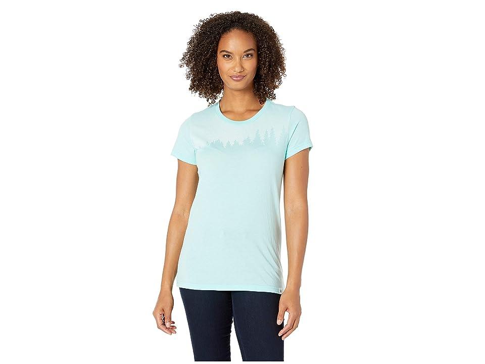 tentree Juniper T-Shirt (Blue Tint) Women