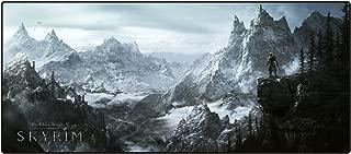 Gaya Entertainment The Elder Scrolls V Skyrim Oversize Mousepad Valley Pads