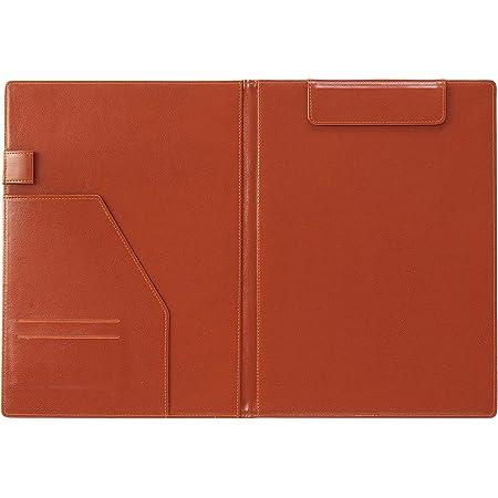 セキセイ クリップファイル ベルポスト A4 タテ ブラウン BP-5724-40