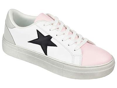 Journee Collection Comfort Foamtm Adair Sneaker (Pink) Women