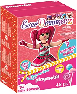 Playmobil EverDreamerz Starleen with Strawberry Ice Cream Charm & 7 Surprises