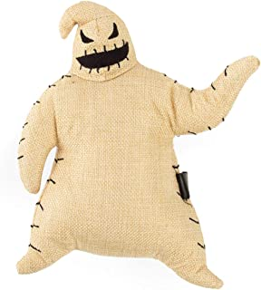 Disney Nightmare Before Christmas Oogie Boogie Plush Dog Chew Toy with Squeaker