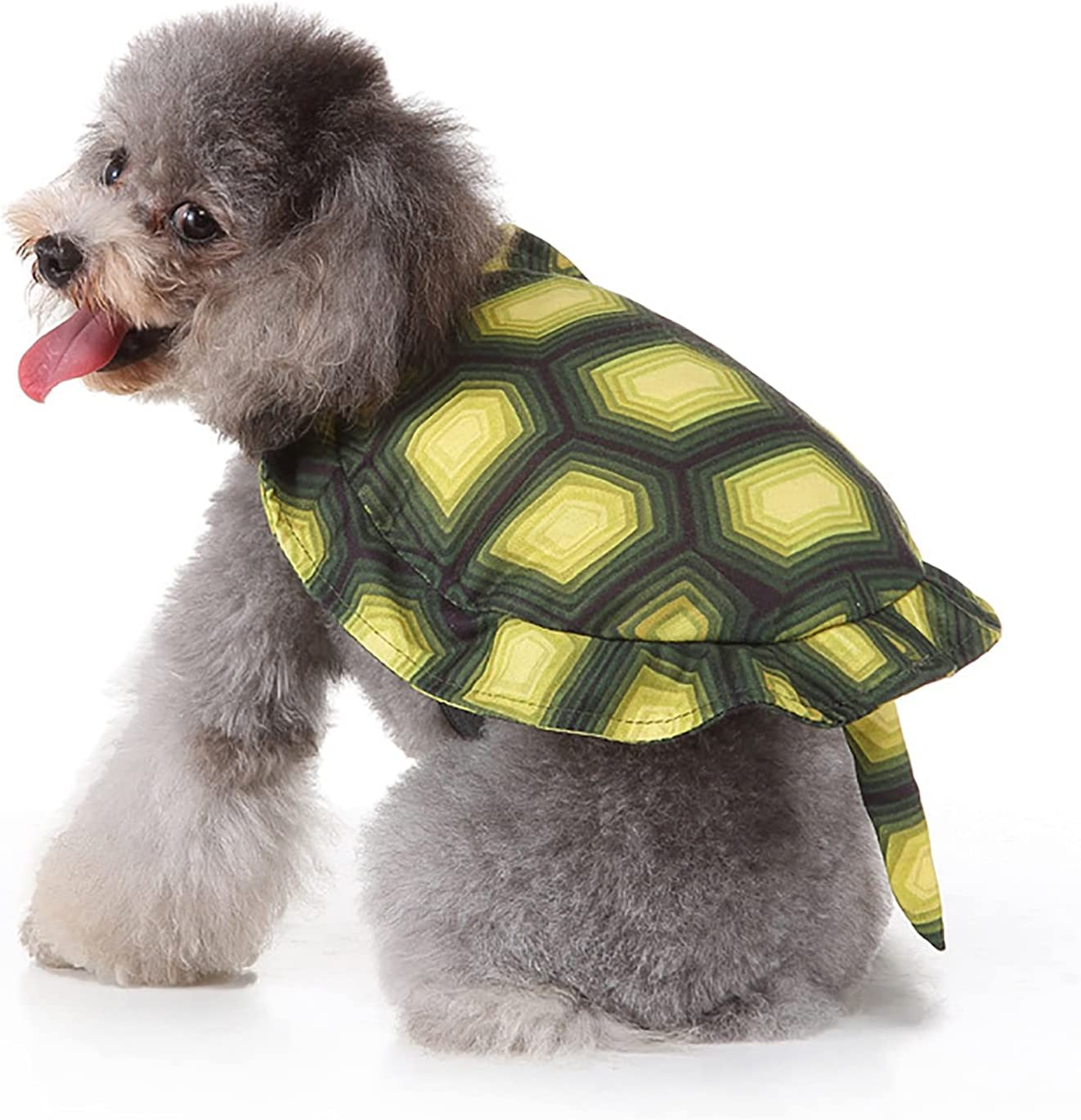 Dysetcs Cold Weather Dog Coats Cute A San Jose Mall Jacket Max 72% OFF Tortoise Puppy Coat