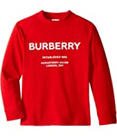 Burberry Kids - Griffon T-Shirt (Little Kids/Big Kids)