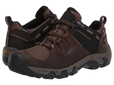 KEEN Steens Waterproof (Canteen/Brindle) Men