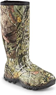 Guide Gear Men's Wood Creek Insulated Hunting Rubber Boots,1,000 Grams