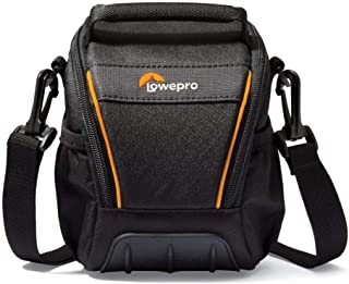 Lowepro Shoulder Bag Sh 100 Ii Ready for Your Next Photo Adventure, Delivering Protection and Practicality, Black, (LP3686...