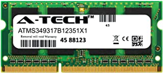 A-Tech 8GB Module for Toshiba Tecra R950 Laptop & Notebook Compatible DDR3/DDR3L PC3-12800 1600Mhz Memory Ram (ATMS349317B12351X1)