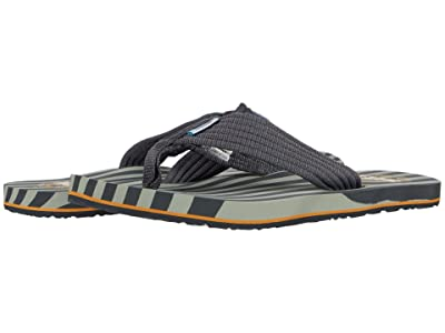 Reef Original Stripes (Grey/Green) Men