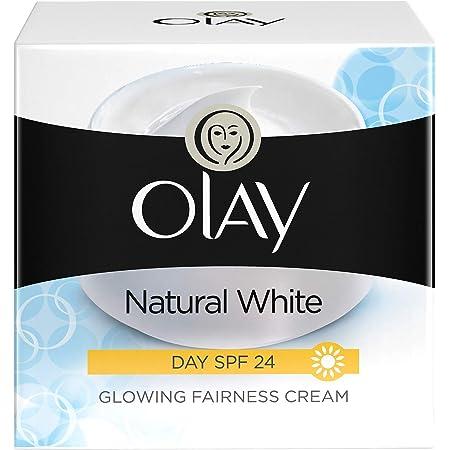 Olay Day Cream Natural White Fairness Moisturiser SPF 24, 50g