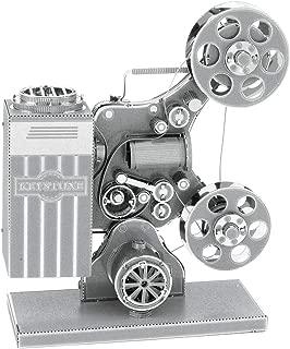 Fascinations Metal Earth Movie Film Projector 3D Metal Model Kit