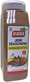 24 oz Jerk Seasoning Jamaican Style for Poultry,Meat,Fish & Pork No MSG Kosher
