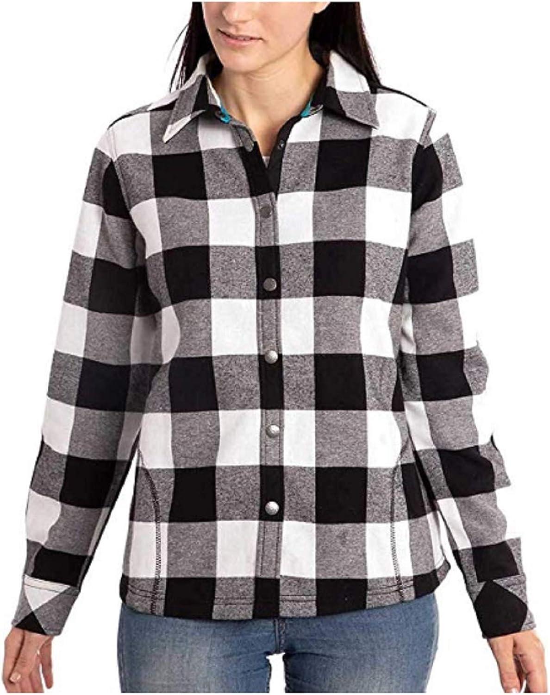 Ranking TOP11 Orvis Women's Fleece Jacket Lined Shirt Max 76% OFF