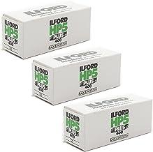 3 Rolls Ilford HP5 400 120 Film