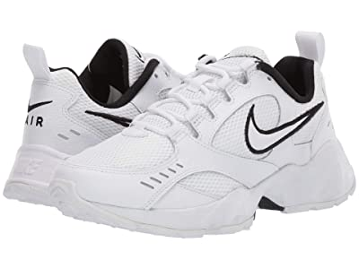 Nike Air Heights (White/White/Black) Women