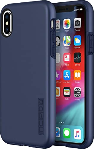 high quality Apple lowest iPhone Xs/X new arrival Incipio DualPro Case-Midnight Blue online