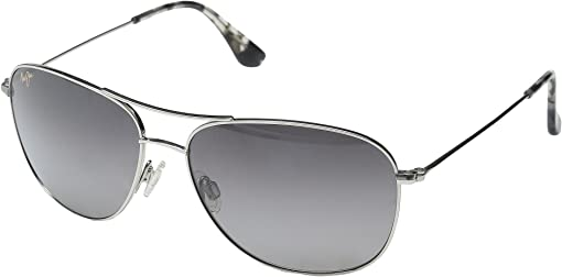 Silver/Neutral Grey Lens