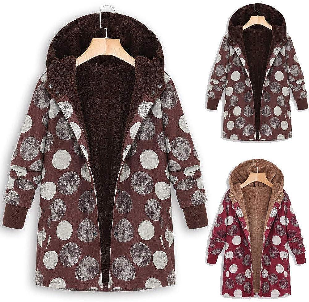 Damen Winter Mantel Winterparka Karmaa MYMYG genehmigen Klassisch Büro Anzüge Mantel Warme Mäntel Jacke Parka Winterjacke C1-rot